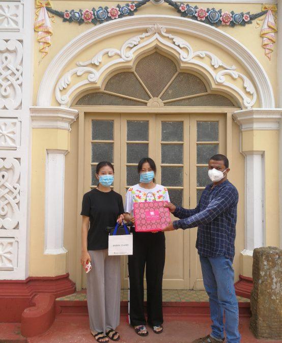 Directors of Confucius Institute – UoC Visited Vidyarathna Maha Pirivena, Horana – 14th May